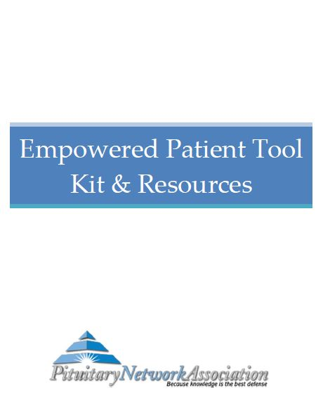 Pituitary Patient Tool Kit